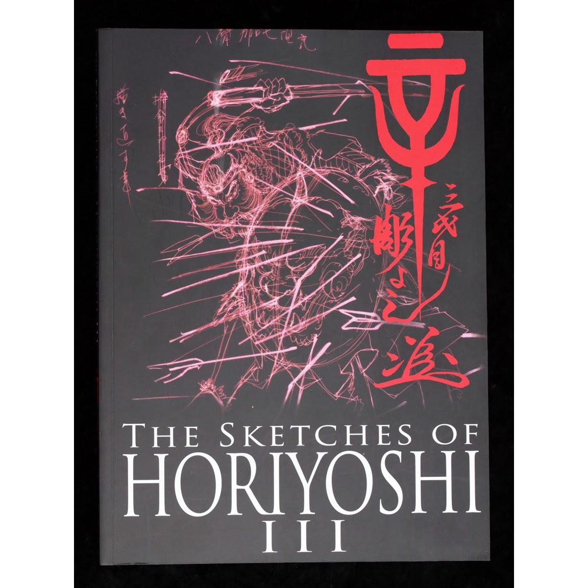 The Sketches of Horiyoshi III
