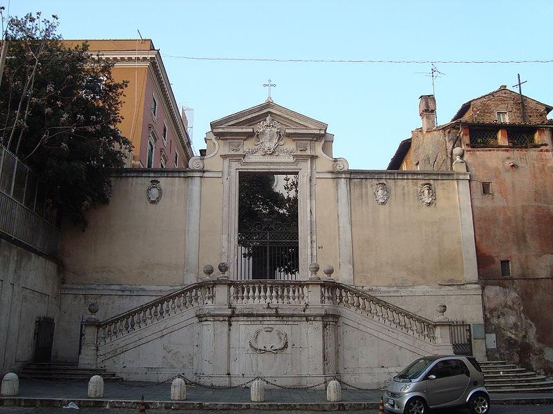 File:Fronton église San Lorenzo in Panisperna.JPG