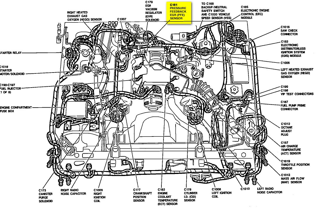 2007 Ford Focus Evap Schematics - Best Place to Find ...