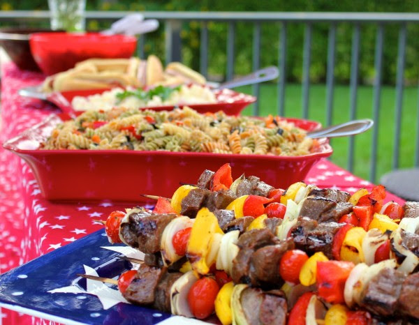 Party Ideas 4th Of July Pool Party And Bbq Good Clean Fun