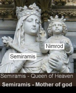 038 - semi semiramis e ninrod ou tamuz