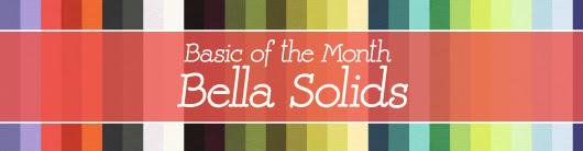 Bella solids by Moda Fabrics at Fat Quarter Shop