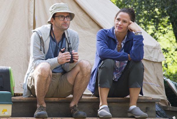 Camping - David Tennant and Jennifer Garner
