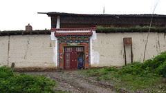 Front wall/door