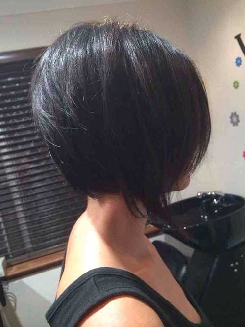25 Short Inverted Bob Hairstyles Short Hairstyles 2016 2017 Most ...