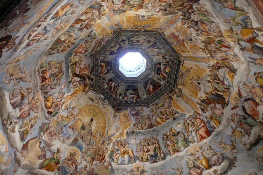 Cúpula de la Catedral de Florencia. Brunelleschi