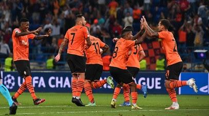 «Шахтёр» пробился в групповой этап Лиги чемпионов, выбив «Монако»