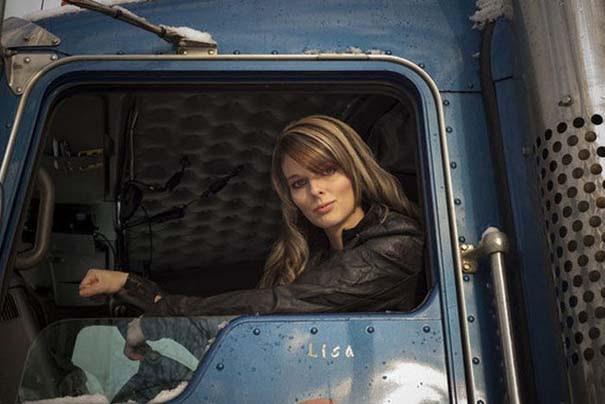 Η πιο όμορφη οδηγός φορτηγού στον κόσμο (13)