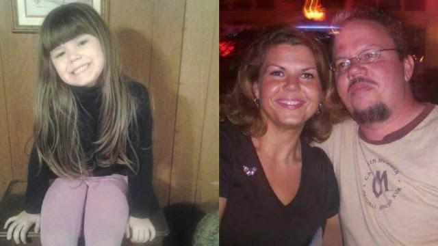 Mãe e filha morreram na hora em dois acidentes, nos EUA Foto: Reprodução/Facebook