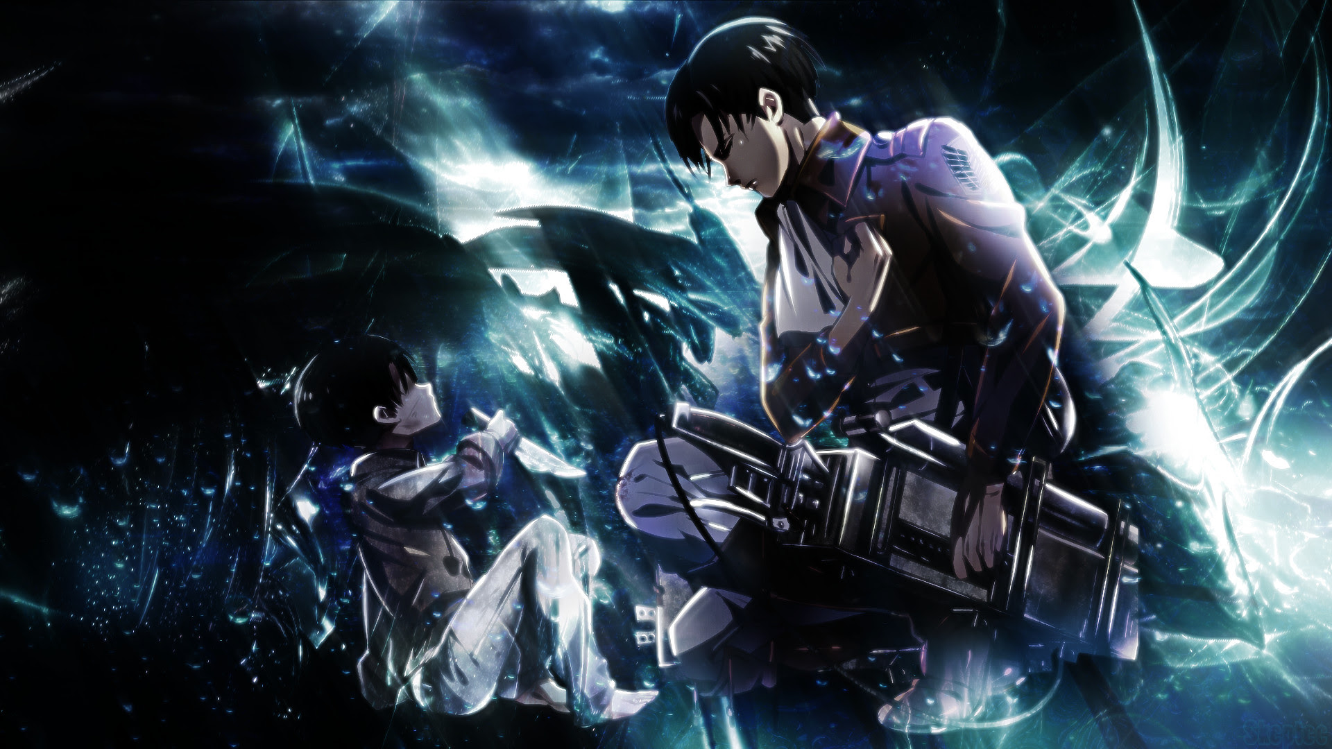 Anime Attack On Titan Levi Wallpaper Anime Wallpapers
