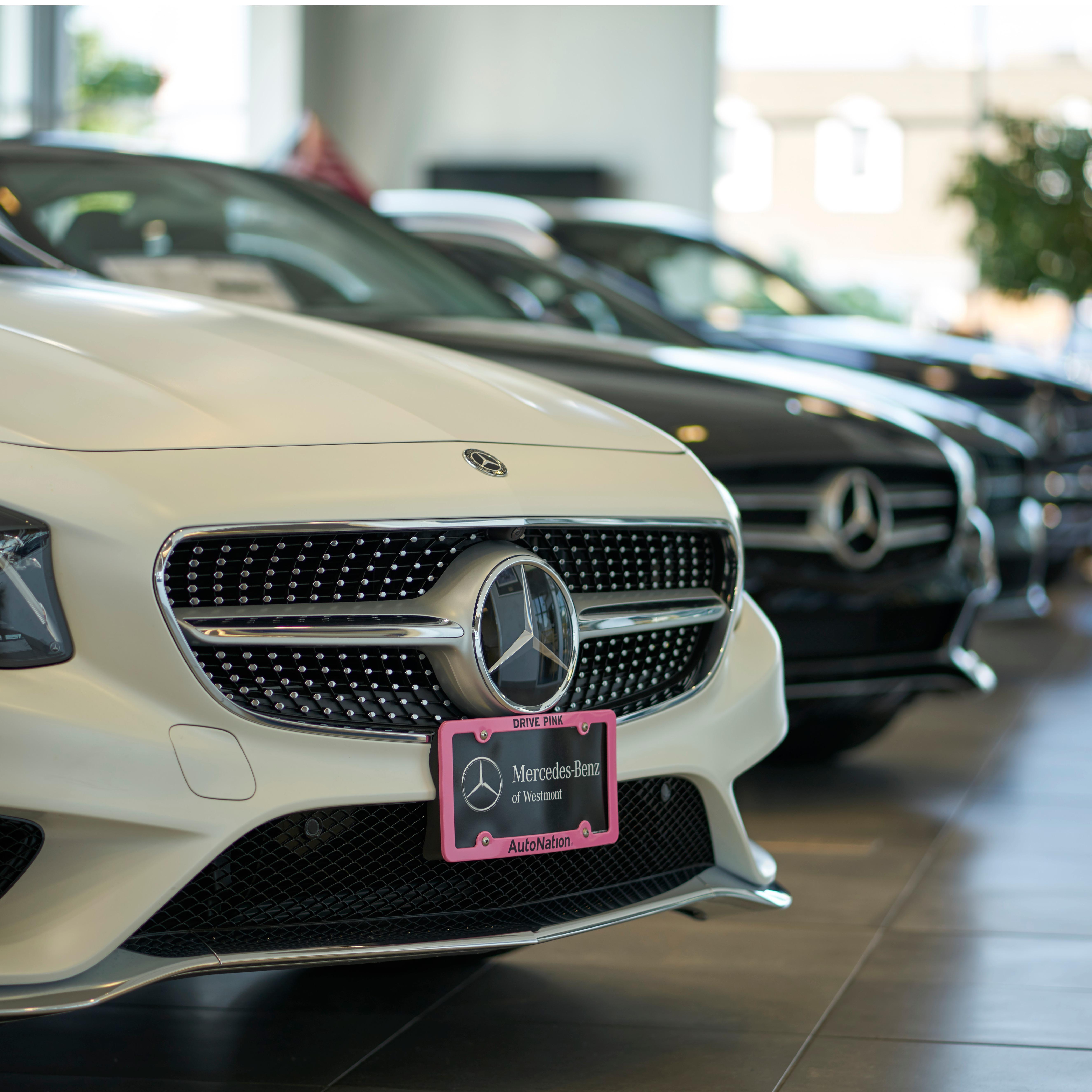 Mercedes-Benz of Westmont Service Center 200 East Ogden ...