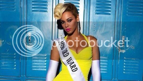 Beyoncé selects 'Pretty Hurts' as next official single...