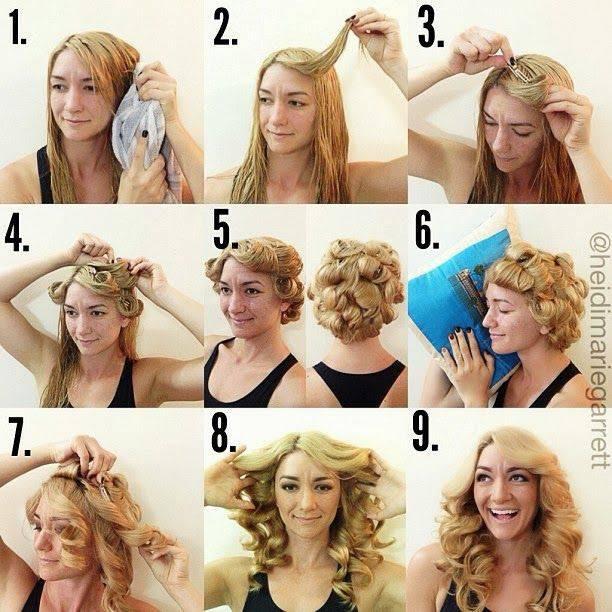 Fare i capelli mossi senza piastra Donna Moderna - come fare i capelli ondulati senza piastra