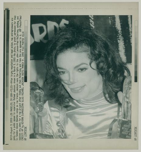 Michael Jackson - Aug 5, 1993