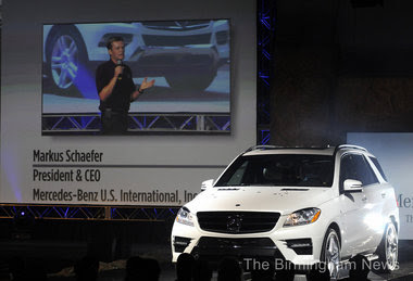 New Mercedes-Benz model could be built at Alabama plant ...