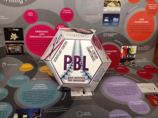 Project based learning is on the rise in California public schools.