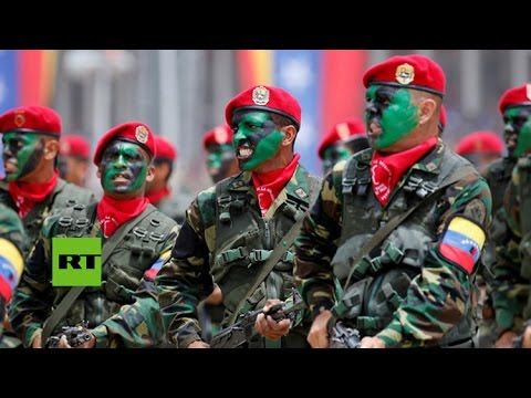 Maduro Ordena La Militarización De La Zona Fronteriza Con Colombia