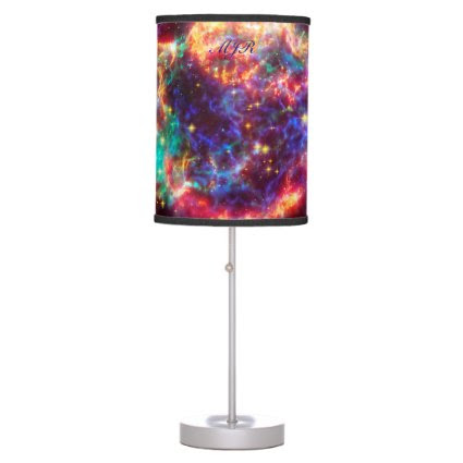 Monogram Cassiopeia, Milky Ways Youngest Supernova Table Lamp