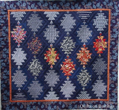 Quilts On Bastings Japanese Lantern Quilt