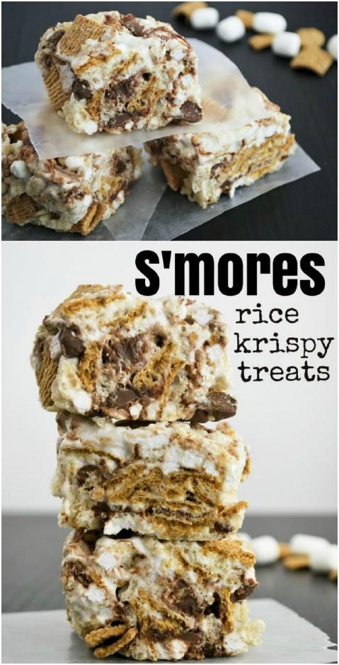 30 Amazingly Delicious Rice Krispie Treats Recipes for ...