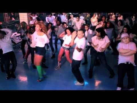move your body, video ufficiale per beyoncé