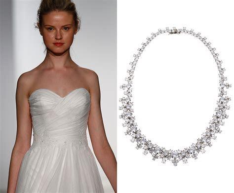 Bridal Jewelry Tips: Bridal Necklace Dos & Don?ts   Thomas