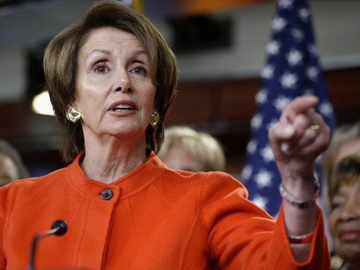 Nancy Pelosi: We need more women in politics