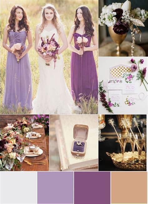 2015 Wedding Trends ? 5 Sparkly, Gold Glitter Wedding