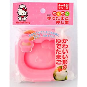 Hello Kitty Boil Egg Mold