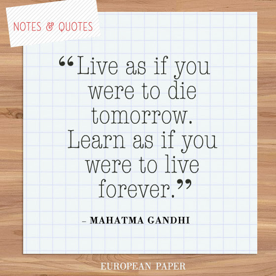 Quotes About Live And Learn 341 Quotes