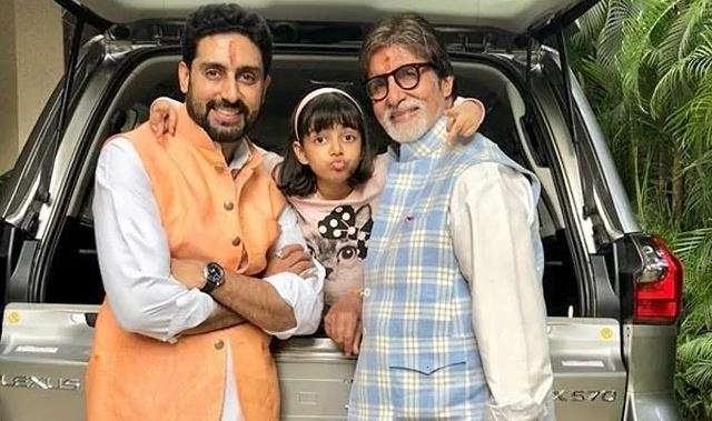 KBC 13: अमिताभ बच्चन को बेटे अभिषेक और पोती आराध्या से मिले हैं ये खास गिफ्ट