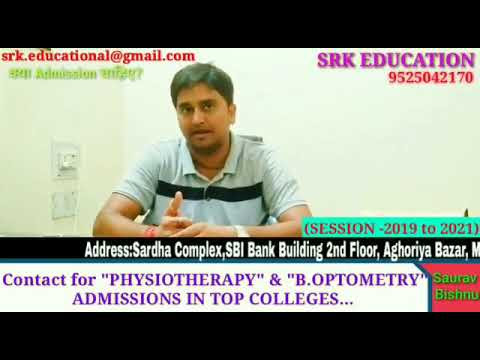 Physiotherapy & B OPTOMETRY