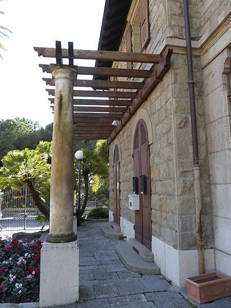 pavillon villa Ormond