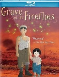 Download Grave of the Fireflies (1988) BluRay 720p 600MB Ganool