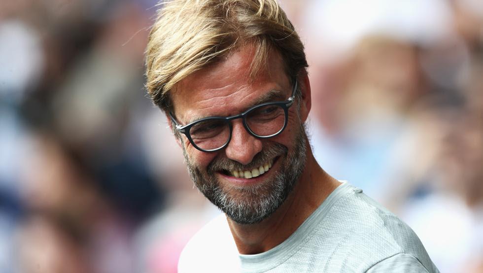 Klopp exaltó la Premier League