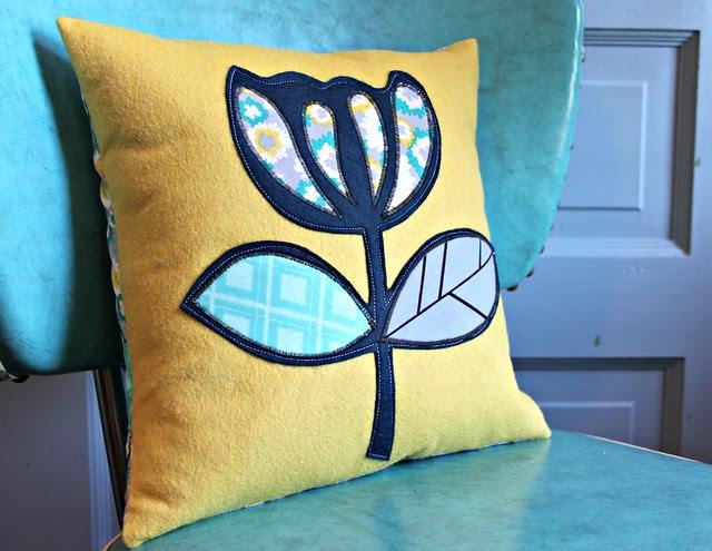 Flower Pop Pillow