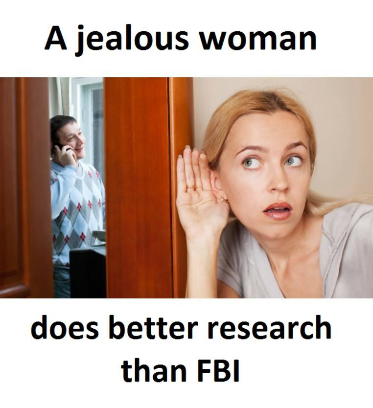 Jealous Woman Funny Pictures Quotes Memes Funny Images Funny