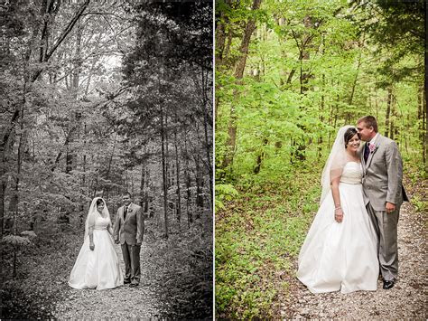 Spring Mill Inn & State Park Indiana Wedding Photography