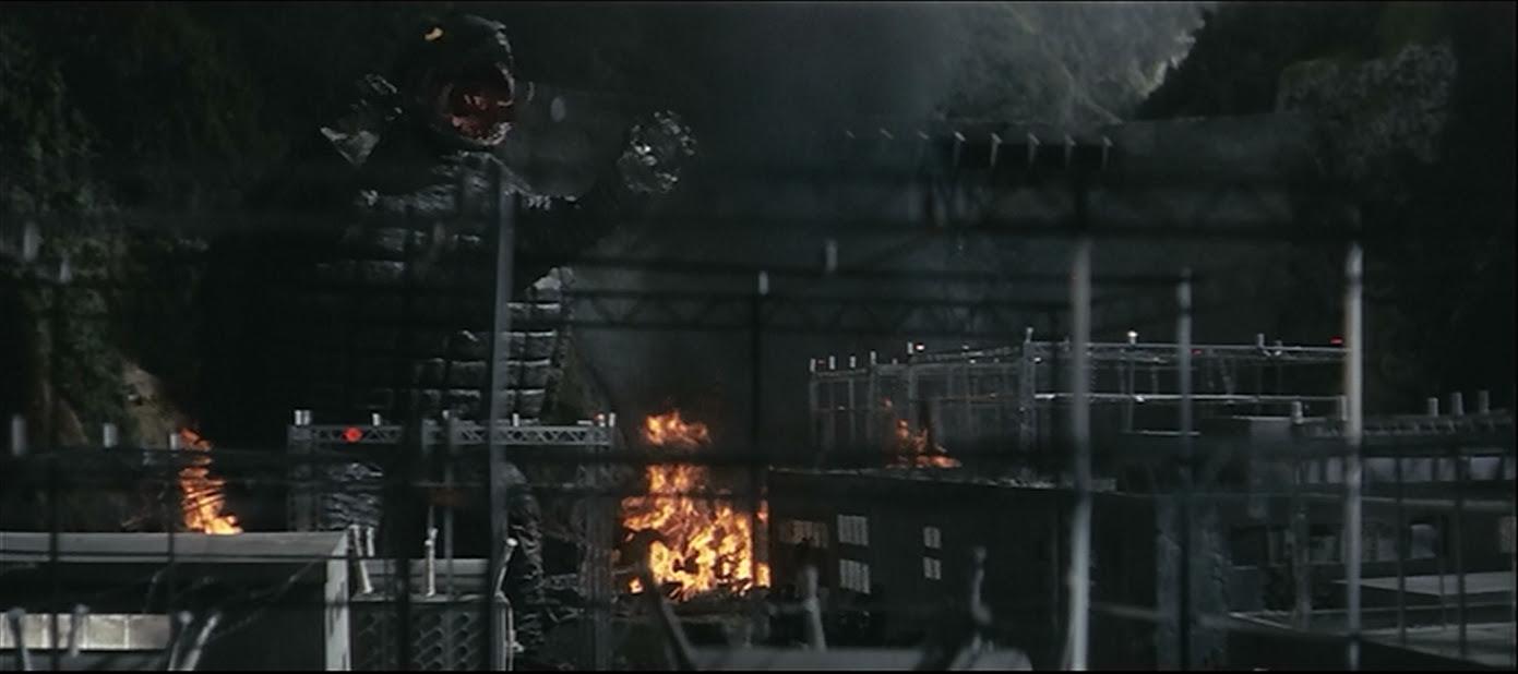 Gamers trashes Kurobe Dam.