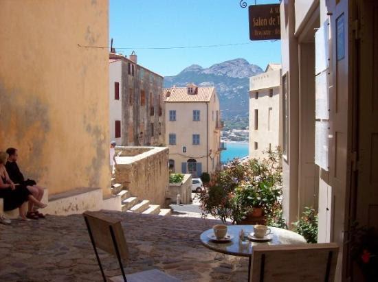 Bilder från Korsika