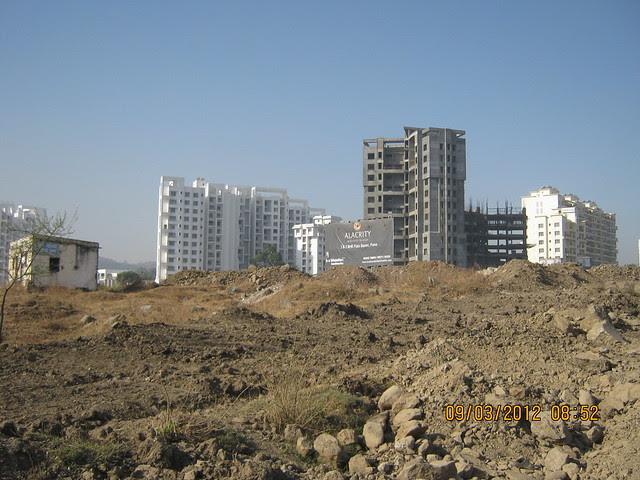 Rohan Leher BU Bhandari Landmarks'  Alacrity, Prithvi Developers' Pinewood & Adity Shagun Green-Zone at Baner Pune