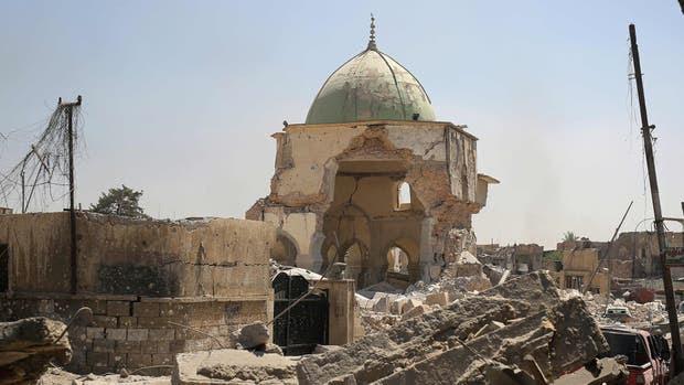Resultado de imagen para Irak recuperó el control de la mezquita de Mosul