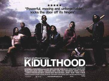 Kidulthood UK poster