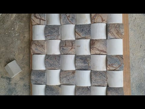 60 Wall Elevation Stone Tiles Design 2018 Youtube