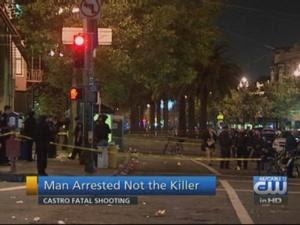 DA: Man Charged In Castro Shooting Not Gunman