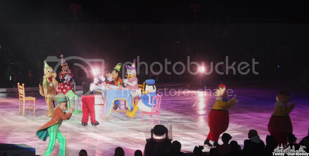 Disney on Ice Tea