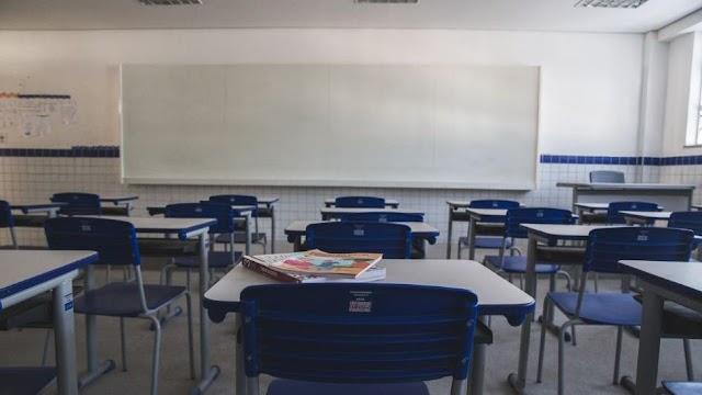 Governo do Ceará decide que escolas públicas não retornam às aulas presenciais no dia 1º de outubro