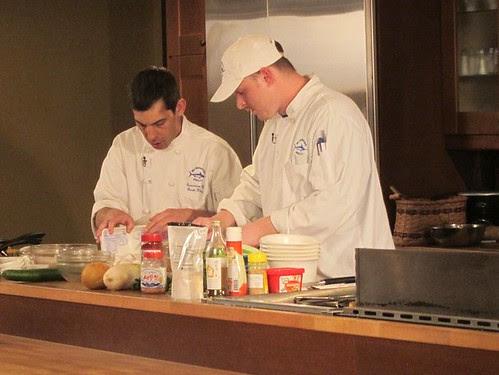 La Jolla chefs