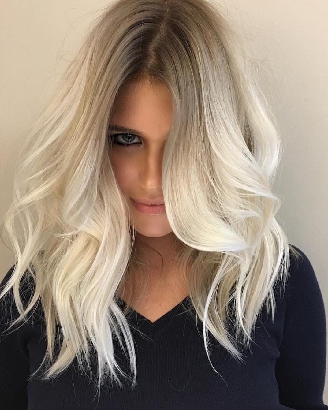 10 Cute Medium Hairstyles with Gorgeous Color Twists  Medium Haircut 2019