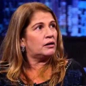 Tássia Camargo tem medo que Dilma passe fome